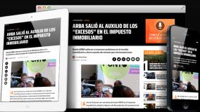 Desarrollo Backend y API sitio de noticias