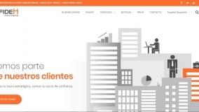 Desarrollo de sitio web institucional