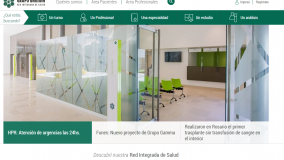 Integración en wordpress para red integrada de salud