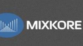 Mixkore. Online audio mixing software